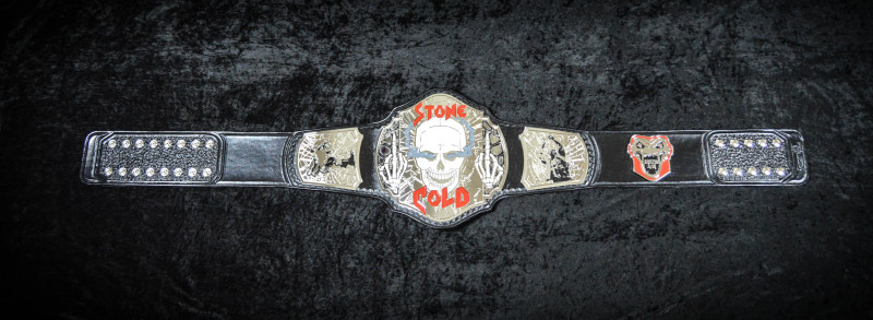 Leather Rebels Custom Championship Belts London UK